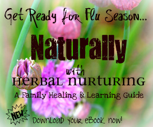 Herbal Nurturing: Winners and A 25% Off Code