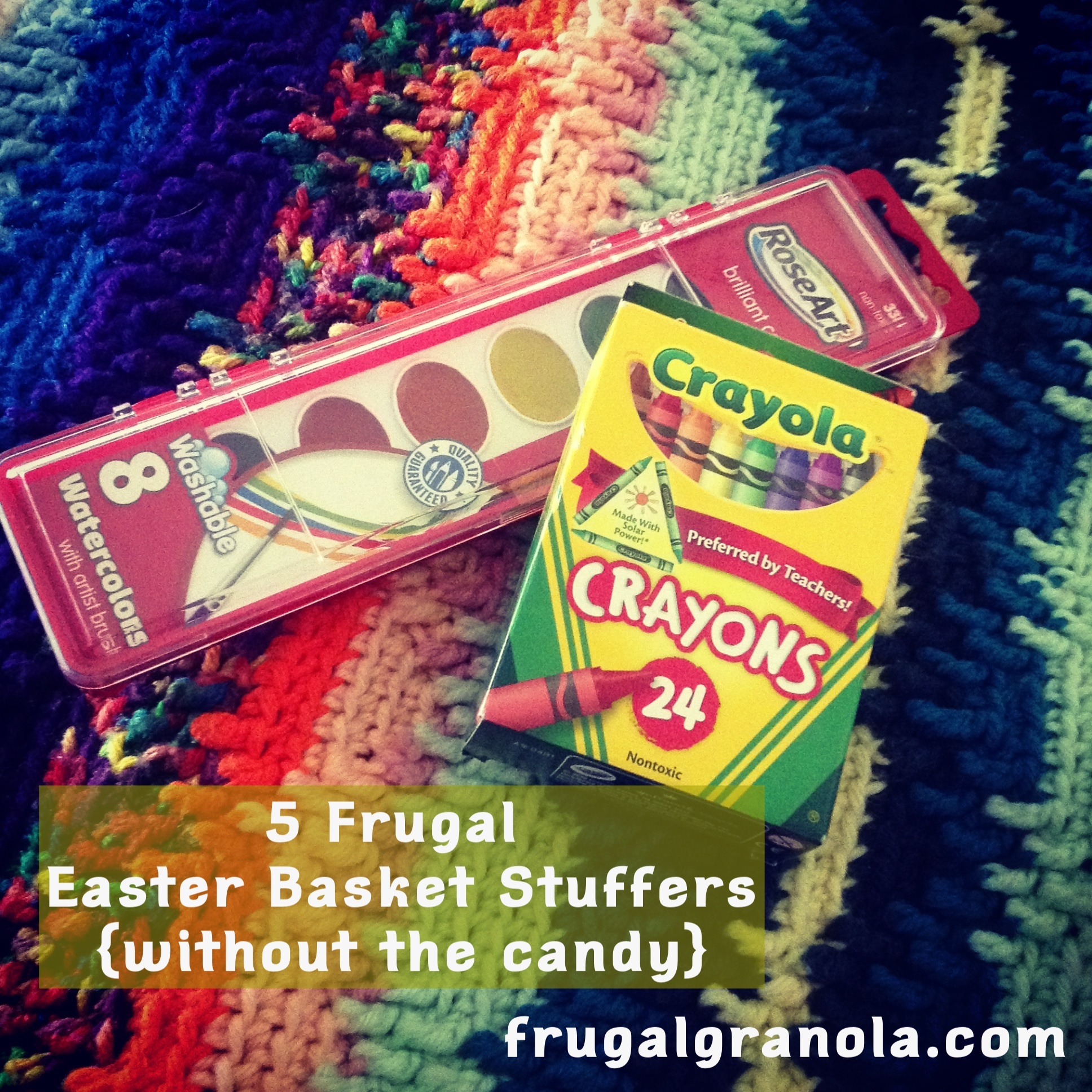 5 frugal easter basket stuffers without the candy negle Images